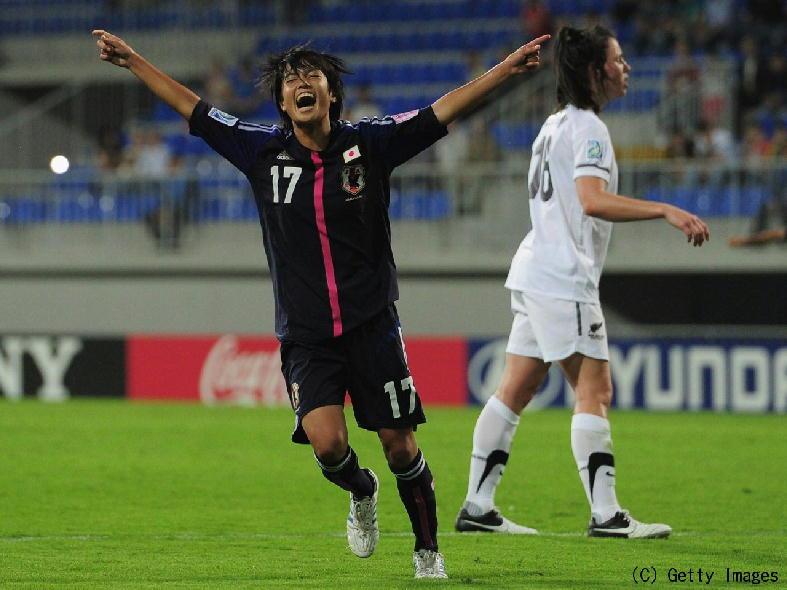 リトルなでしこ》FIFA U-17女子...