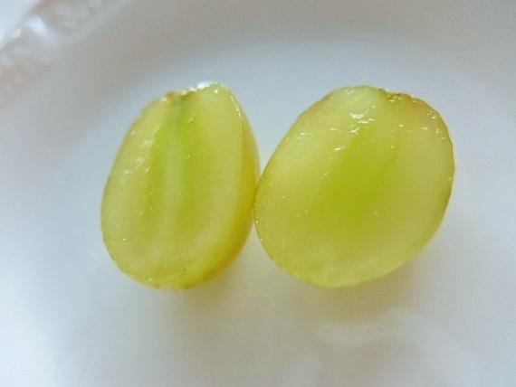 コストコ グリーン シードレス グレープ 円 味