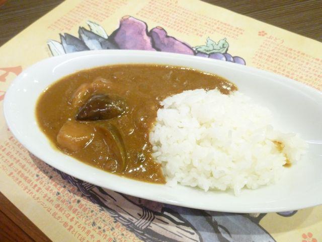 秋野菜と茸のカレー.JPG