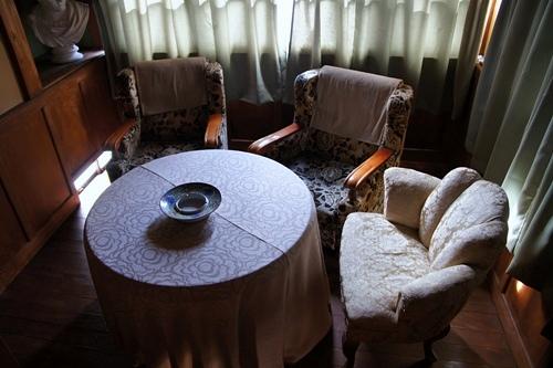 南会津 和泉屋旅館 応接室