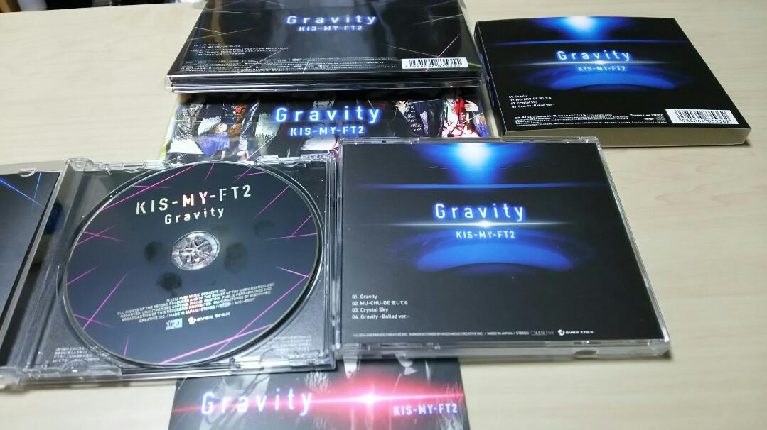 Kis-My-Ft2 Gravity