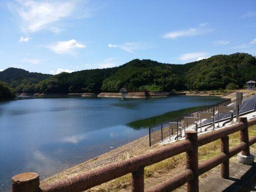 倉橋 ため池