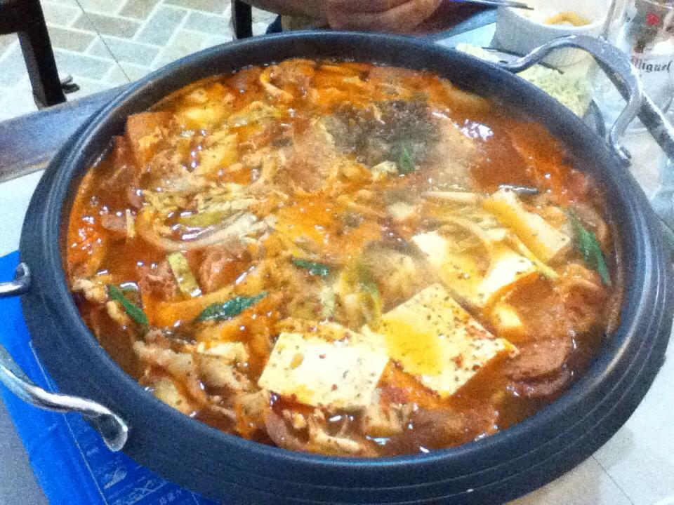グランドメニュー | 韓国家庭料理元祖 ソナム