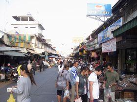マハーチャイ市場