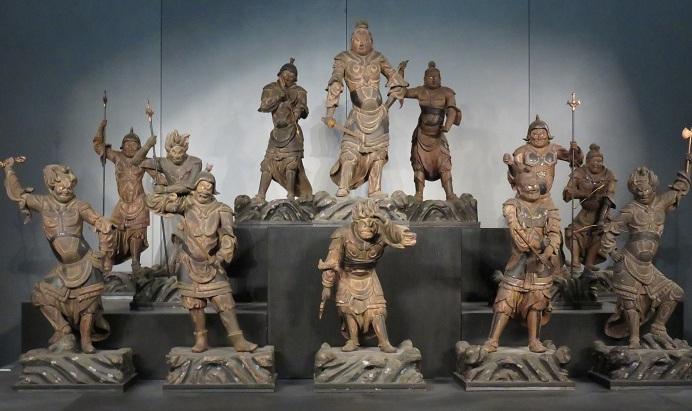 東京国立博物館 一般展示の仏像 ...