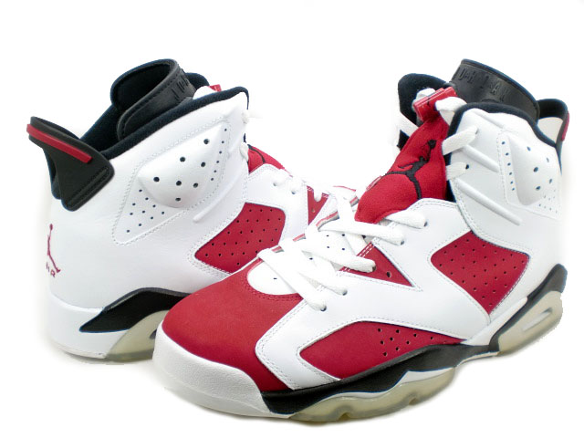 NIKE AIR JORDAN 6 RETRO COLLEZIONE ナイキ エア ジョーダン 6 レトロ カーマイン 322719-161 |  sneakereshopのブログ - 楽天ブログ