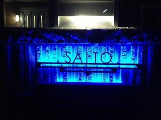 LED テープ ライト ブルー