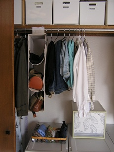 毎月整理収納アドバイザーの方々が無印良品の商品の使い方を紹介しているコーナーがあります。