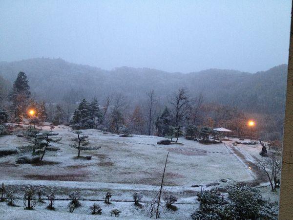 20121117初雪