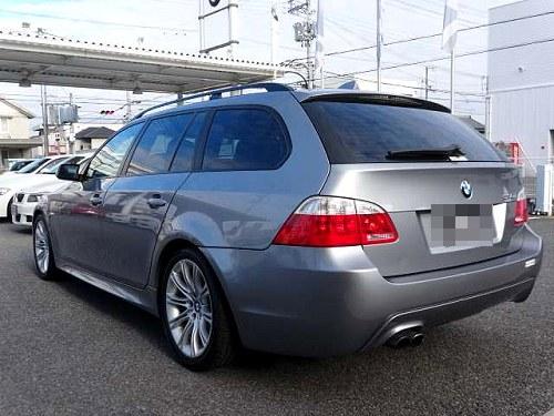 BMW E61 BMW リア