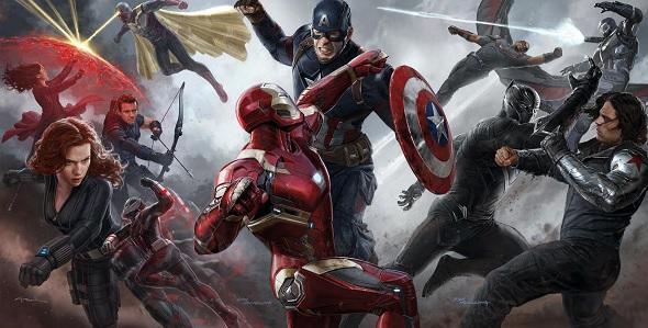 個人的に、今までのベスト・オブ・マーベルは『キャプテン・アメリカ:ウィンター・ソルジャー』でしたが、『シビルウォー』はそれを軽々と上回ってきました。