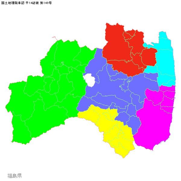 人口移動からみた福島県の「六つ...