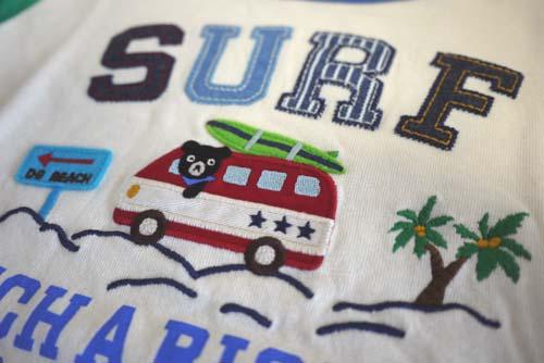 サーフ!長袖Tシャツ2