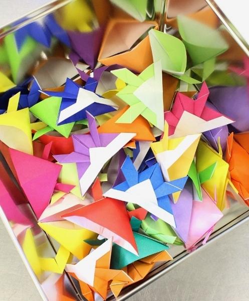 すべての折り紙 菖蒲 折り紙 : 端午の節句 初節句のお客様が ...