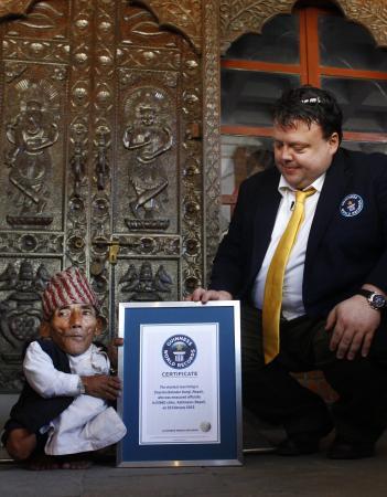 世界一低いのはネパール男性 | ...