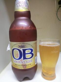OBゴールデンラガー1L