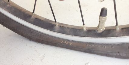 自転車の 自転車 パンク 修理剤 : ... ~マルニ 瞬間パンク修理剤