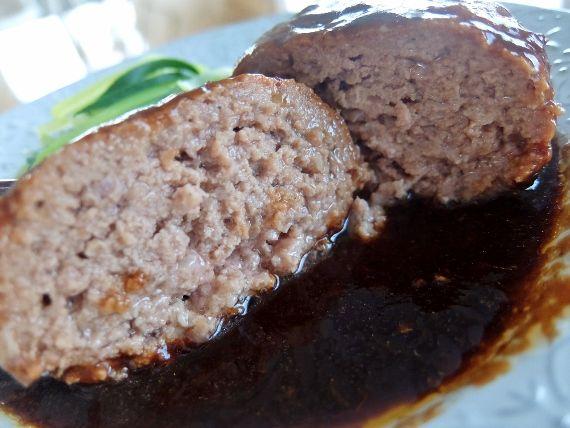 コストコ ◆ デミグラスソース ハンバーグ Hamburger Steak 3P 1,048円也 ◆
