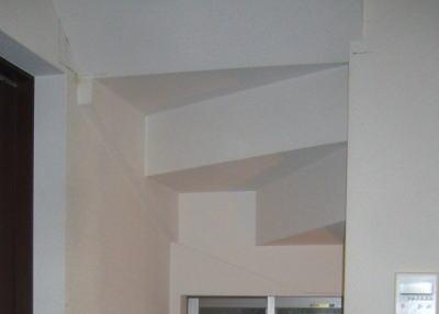 冷気を防ぐため、引き戸【プレイスFX「引戸仕様】の取付事例