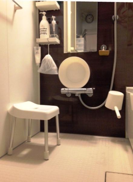 お風呂洗い 掃除 バスクリーナー バスタブの汚れに気付いたらフッキングスポンジ QQQバスクリーナー(掃除 道具)シリーズ