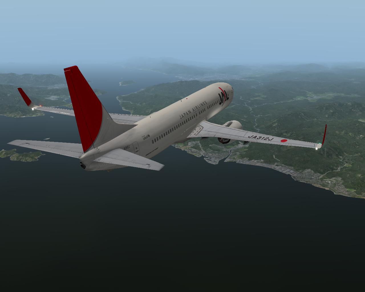 """Ɯ¬å½""""にフリーウェアか X Plane 10 B738 Otsuka Takuya S Flight Log Æ¥½å¤©ãƒ–ログ"""