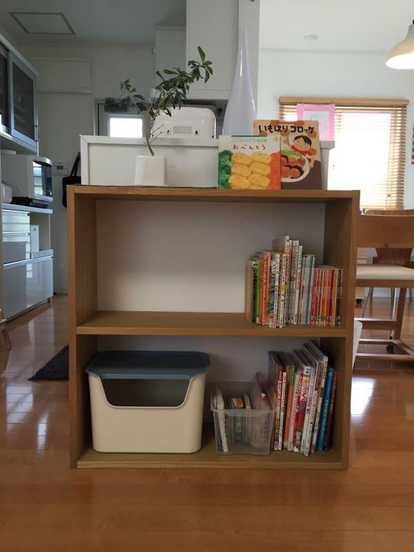 無印良品のシェルフ。本棚以外の使い方で、子ども達と快適に暮らす工夫をしてみました♪ | 無印好きの北欧ナチュラルに暮らしたい♪ - 楽天ブログ
