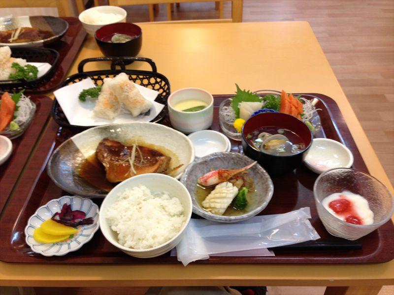 エルファロの夕食1,500円