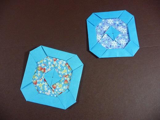 すべての折り紙 折り紙で作るコースター : 新着記事一覧 | 折り紙サロン ...