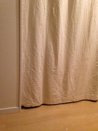 無印良品の麻のカーテンを洗ってみました | 猫 の ひ た い の 暮 ら し 方 - 楽天ブログ
