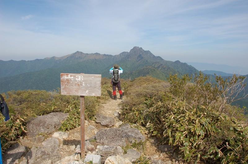 松山労山のブログ(四国) プロフィール写真は奥穂登攀するK女史