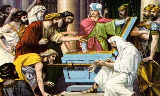旧約聖書」聖王以降の王達32 (列...