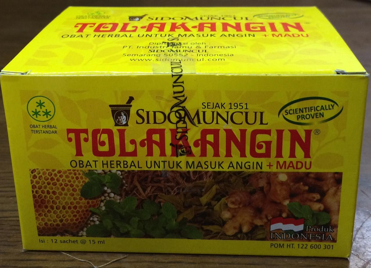 一箱12袋TolakAngin