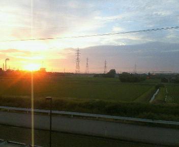 2012.6.21 日の出