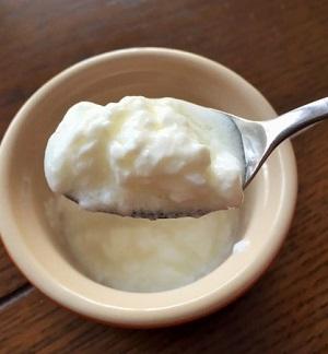 ホームメイドヨーグルト実食3