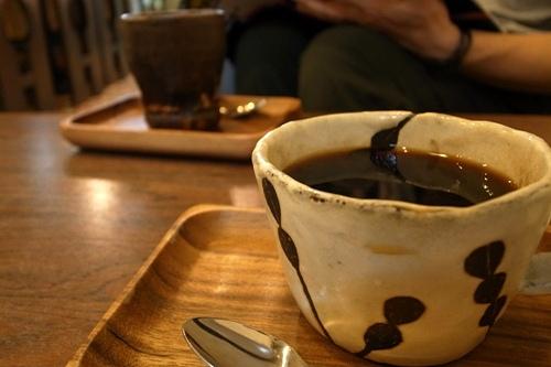本部町営市場 コーヒー