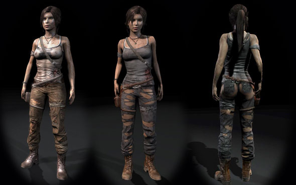 gaming on the go: tomb raider 2013 mods