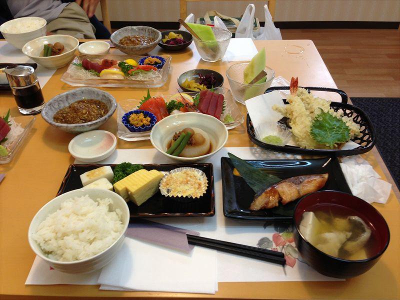 エルファロの夕食(3,000円)