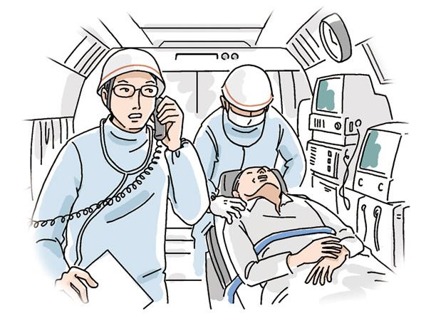 救急患者を受け入れられない… そ...