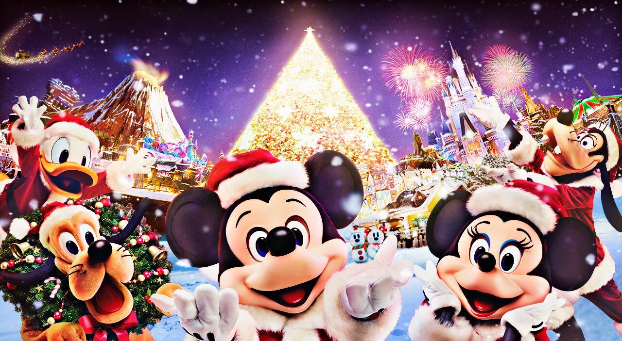 2016東京ディズニーリゾート ディズニー・クリスマス | お馬鹿のブログ