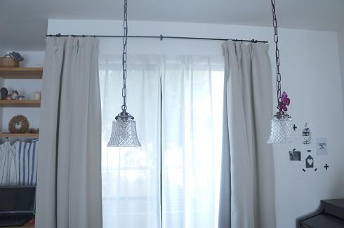 美品◇ 無印良品 100×220㎝用 オーダー カーテン 遮光1級