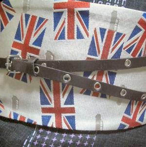 イギリス帯