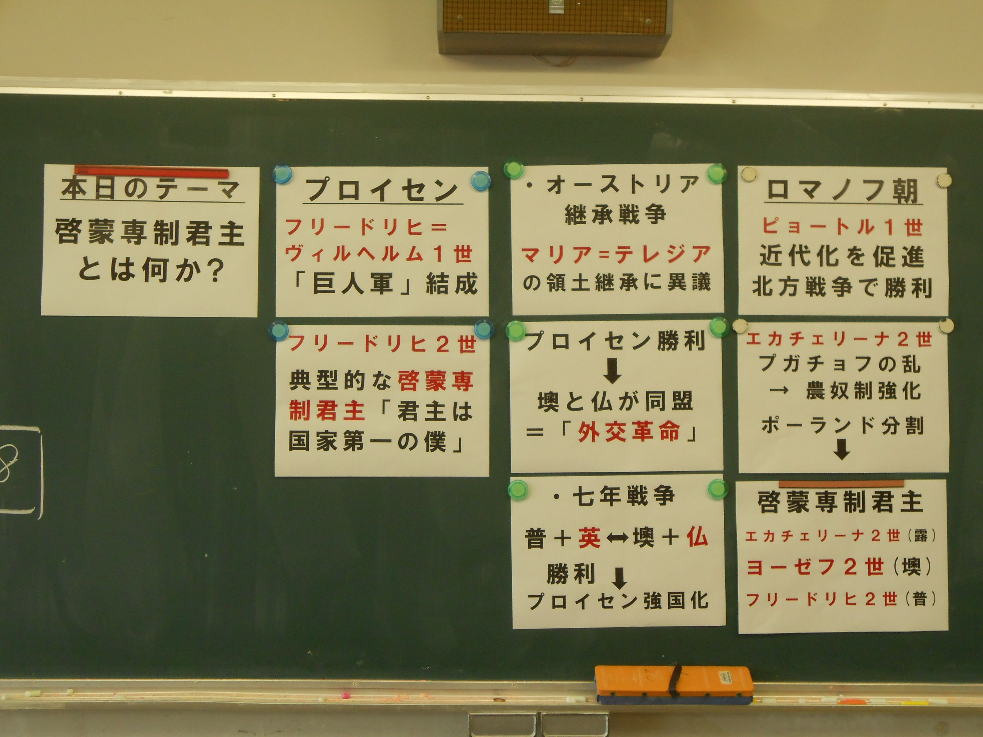 教師 意味 反面