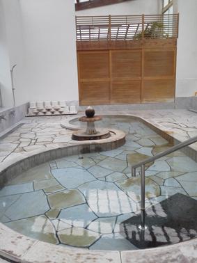 蓮台寺荘内湯