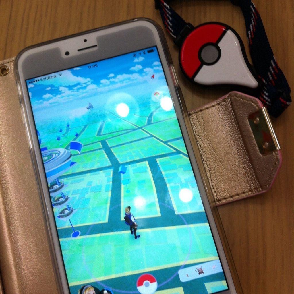 妻と「ポケモンgo」と「ポケモンgo plus」 | ゆるくゲーム好き!東京
