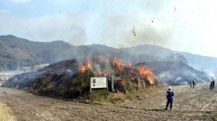 火事 亀岡 市