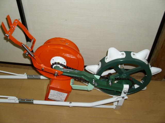 岡戸式播種機LV-3 20120326