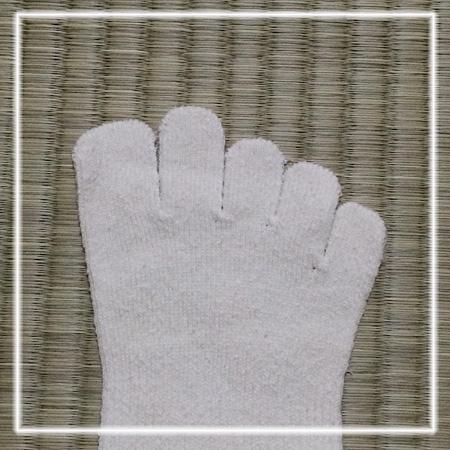 出世指、ギリシャ型にオススメの5本指ソックス!