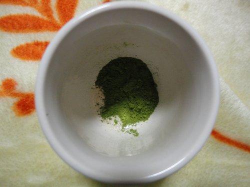 神仙桑抹茶ゴールドの中身
