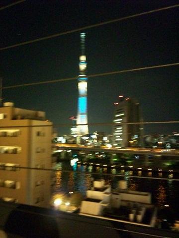 20121121用屋上からのスカイツリー.JPG