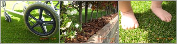 プロが使用するリアルな人工芝はガーデンズPAPAへ